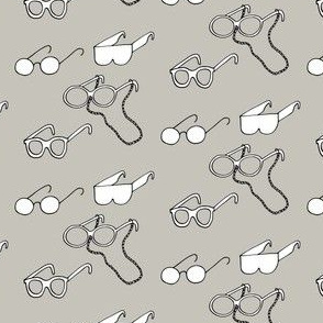 Glasses by Sara Burkhard