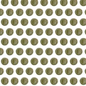 Flavius Dalmatius Caesar Coins