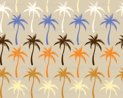 Palm Trees #6