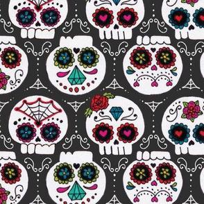 skulls of sugar