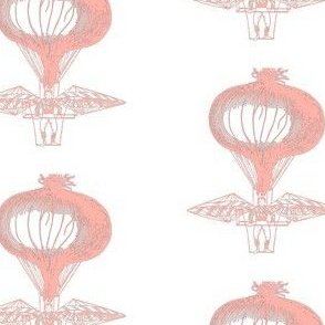 Onion Balloon (Blush)