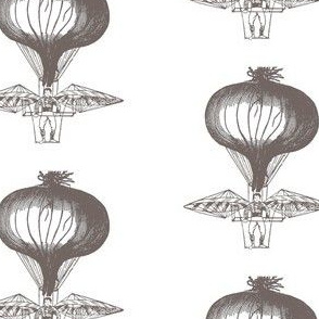 Flying Onion Balloon (DIRT)