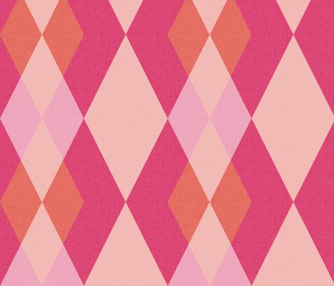Diamond Geek 4 fabric by maja_studio on Spoonflower - custom fabric