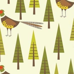 Pheasant Stroll