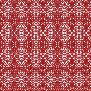 dragon petal-carmine red