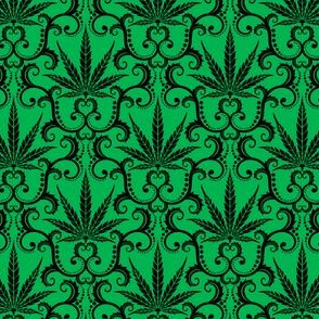 Hemp Damask 3- small