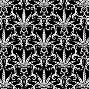 Hemp Damask 4- small