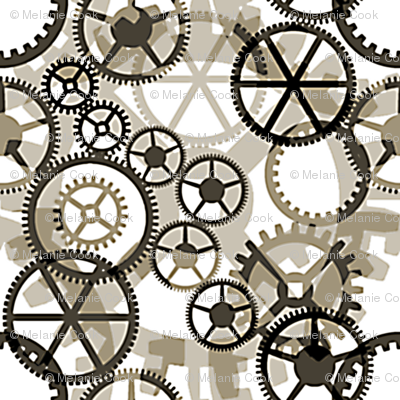 Cogs, Timeless