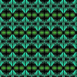 Restless Dreams Aqua Green