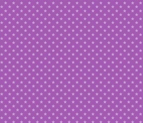 Large light purple stars on medium purple background wallpaper large light purple stars on medium purple background fabric by elsielevelsup on spoonflower custom fabric voltagebd Gallery