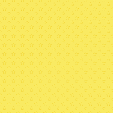 Large Yellow Stars on Light Yellow fabric by elsielevelsup on Spoonflower - custom fabric
