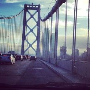 Bay Bridge Mood