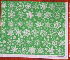 Snowcatcher Crochet Green
