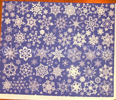 Snowcatcher Crochet Blue