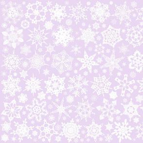 Snowcatcher Crochet Lavender 1