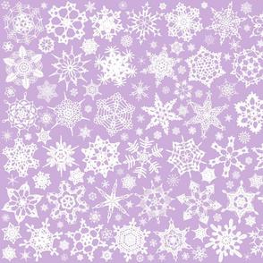 Snowcatcher Crochet Lavender 3