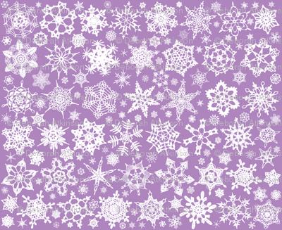 Snowcatcher Crochet Lavender 5
