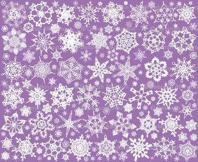 Snowcatcher Crochet Lavender 6