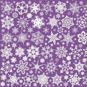 Snowcatcher Crochet Lavender 8