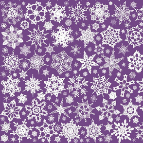 Snowcatcher Crochet Lavender 9