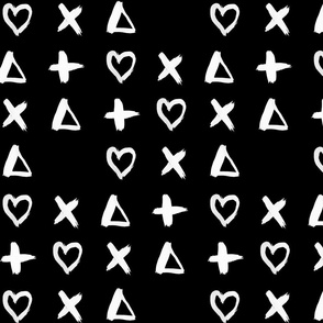 Cross My Heart Black