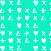 Cross My Heart Mint