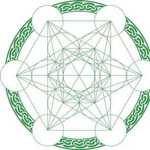 Metatrons_Cube_spoonflower_Green