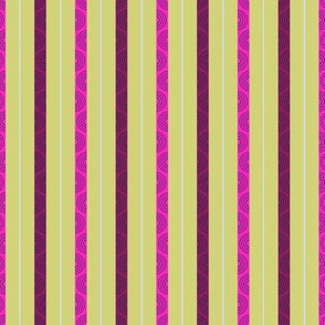 Mediterranean Stripe - Light