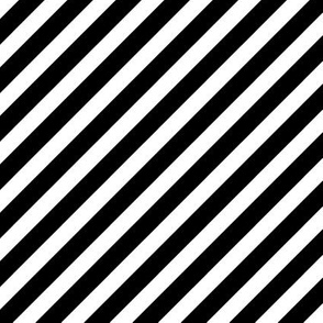 black white diagonal stripe