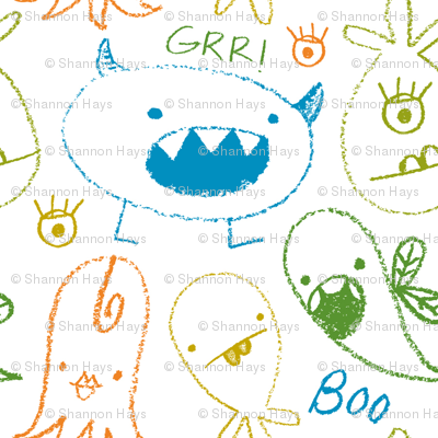 crayon_monsters_blues