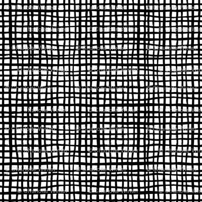 grid - black and white design scandi minimal design