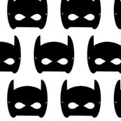 bat mask superhero