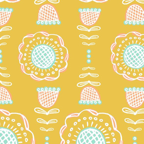 mustard_floral_repeat_5