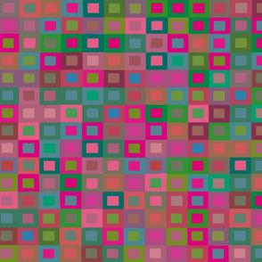 Coloured Squares L
