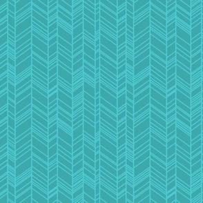 Mint Stripes
