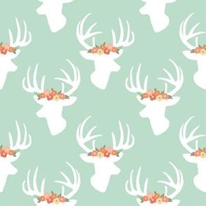 You Look Fancy Deer Mint