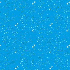 Popping Stars: Blue