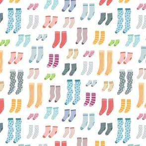 Socks fabric wallpaper gift wrap spoonflower socks voltagebd Choice Image