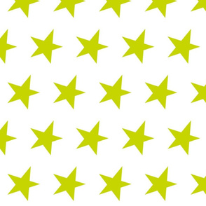 green star - limelight