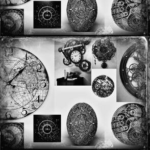 clock-ed