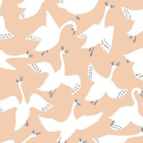 Eleven Wild Swans