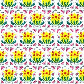 Happy Folk Floral