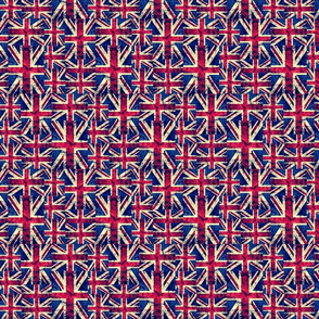 RETRO BRITISH FLAGS
