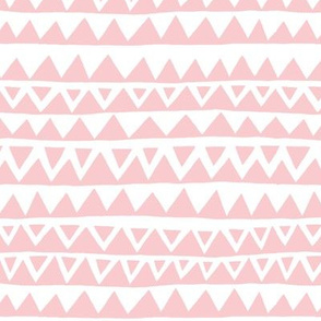 Slopes and Peaks pink/White