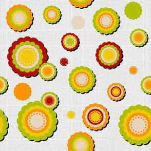 Cuckoo Coordinate (flowers)