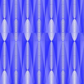 Vertical sin graph