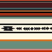 Native stripe