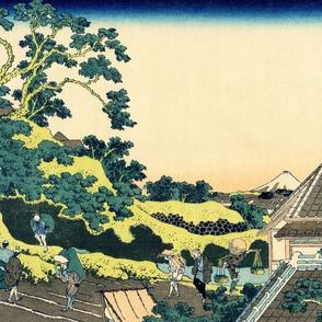 Sundai, Edo
