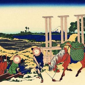 Senju, Musashi Province