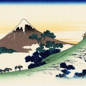 Inume Pass, Kōshū